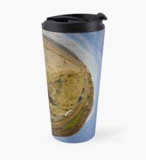 Lisfannon Beach, Fahan, County Donegal, Sky Out Travel Mug
