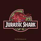 Jurassic Shark - MOOCH, the Orthacanthus Shark by bytesizetreas