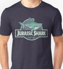 Jurassic Shark - MEGABYTE, the Megalodon Shark Unisex T-Shirt