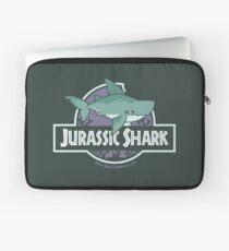 Jurassic Shark - MEGABYTE, the Megalodon Shark Laptop Sleeve