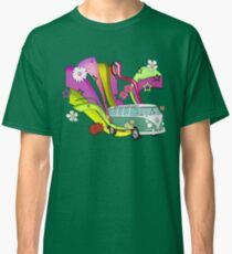 60's Van with Foulli and Gerbera Classic T-Shirt