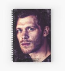 Klaus Mikaelson Spiral Notebook