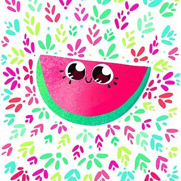 Watermelon  by EleanorMorlino