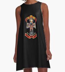 Bums N' Noses : Sweet Hound O' Mine A-Line Dress