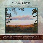 God's Love by jmgreenartworks