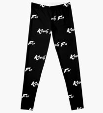 Kung Fu Leggings