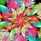 d-Spherical Flower by wolfepaw