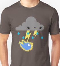 Moody Cloud Unisex T-Shirt