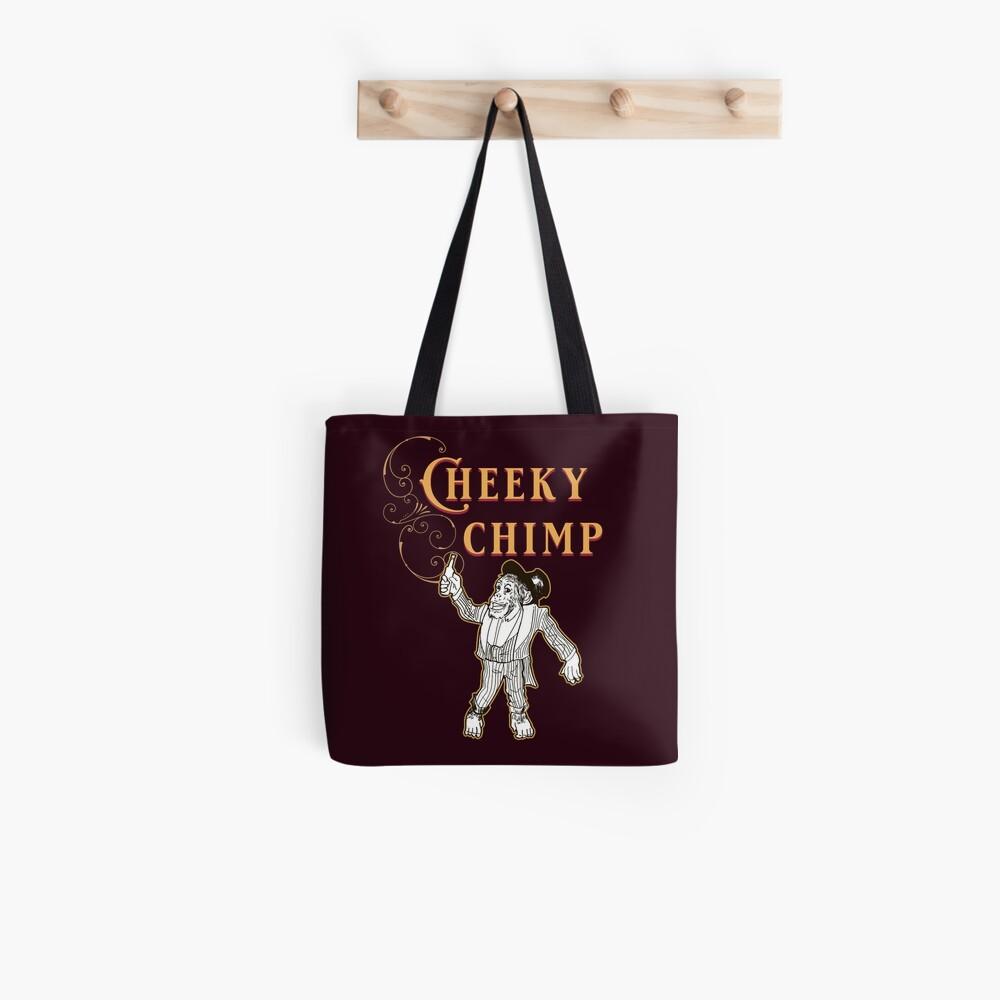 Cheeky Chimp - The Britannia Panopticon  Tote Bag