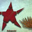 Starfish and Sea Urchan The Metal Aquarium by KOKOPEDAL