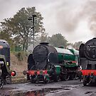Ropley MPD by Stephen Liptrot