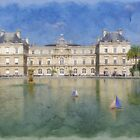 Luxembourg Palace by Tom  Reynen