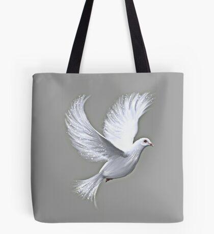 Dove Of Peace Tote Bag