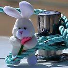 Easter Bunny.......... by lynn carter