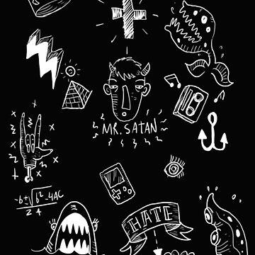 Mr.Satan by UshaTheCat