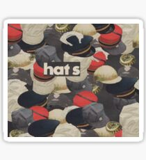 HATS Sticker