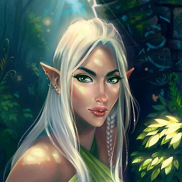 In the Elven Wood by FaerytaleWings