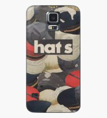 HATS Case/Skin for Samsung Galaxy