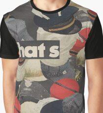 HATS Graphic T-Shirt