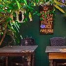 Galle Cafe by Brendan Buckley
