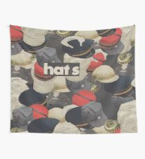 HATS Wall Tapestry