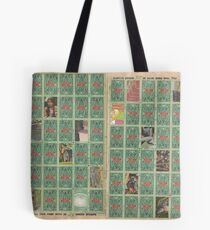 stampshash Tote Bag