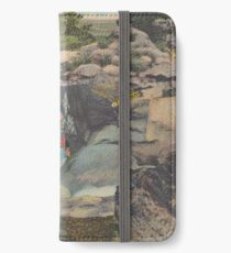 Caveman iPhone Wallet/Case/Skin
