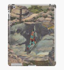 Caveman iPad Case/Skin