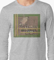 Rough Craft Giraffe Long Sleeve T-Shirt