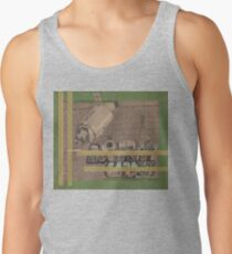 Rough Craft Giraffe Men's Tank Top