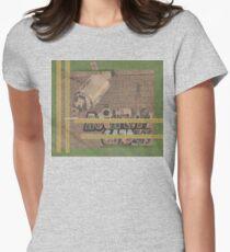 Rough Craft Giraffe Women's Fitted T-Shirt