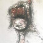 Portrait of REbecca by BM Ruskin