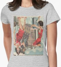 Mirage 2 Women's Fitted T-Shirt