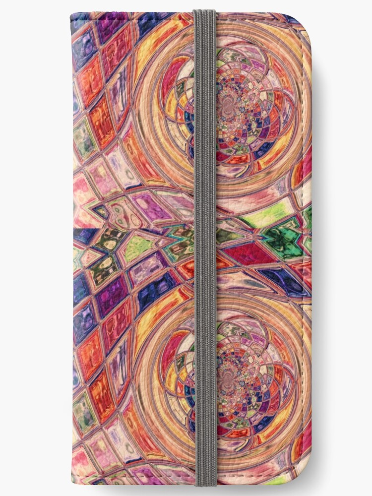 Stained Glass-Available As Art Prints-Mugs,Cases,Duvets,T Shirts,Stickers,etc by born30