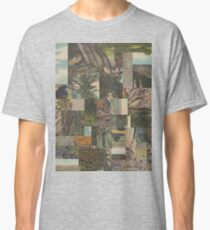 Tree Points Drop Classic T-Shirt