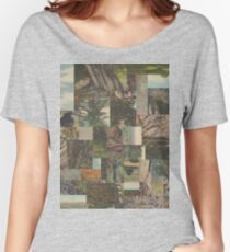 Tree Points Drop Women's Relaxed Fit T-Shirt