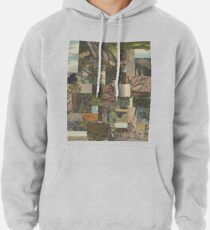 Tree Points Drop Pullover Hoodie