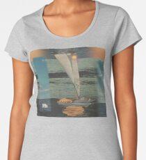Sun Set Sail Women's Premium T-Shirt