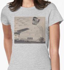 Fighter Flight Women's Fitted T-Shirt