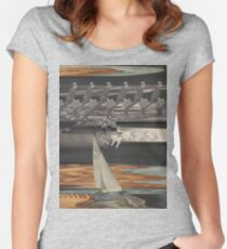 Grunt Spill Women's Fitted Scoop T-Shirt