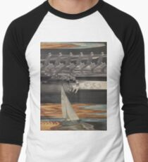 Grunt Spill Men's Baseball ¾ T-Shirt