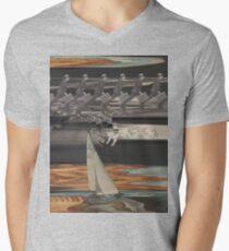 Grunt Spill Men's V-Neck T-Shirt