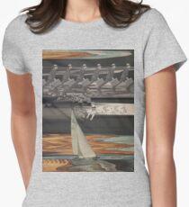 Grunt Spill Women's Fitted T-Shirt