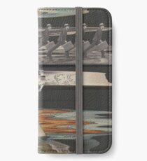 Grunt Spill iPhone Wallet/Case/Skin