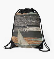 Grunt Spill Drawstring Bag
