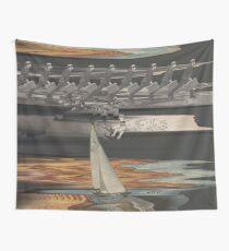 Grunt Spill Wall Tapestry