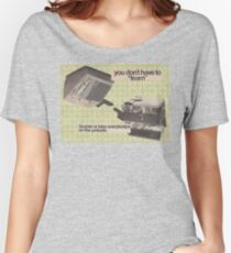 Machine Learning Women's Relaxed Fit T-Shirt