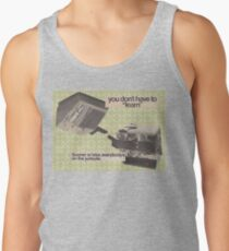 Machine Learning Men's Tank Top