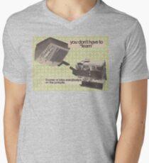 Machine Learning Men's V-Neck T-Shirt