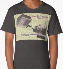 Machine Learning Long T-Shirt